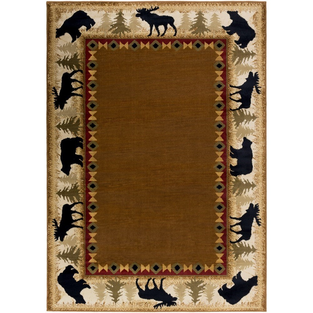 """Mountain Home 7'10"""" x 10'10"""" Rug by Ruby-Gordon Accents at Ruby Gordon Home"""