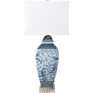 13 x 13 x 29.5 Table Lamp