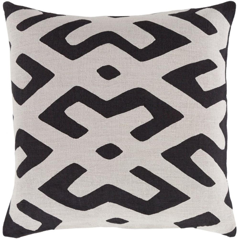 Nairobi Pillow by Surya at Upper Room Home Furnishings