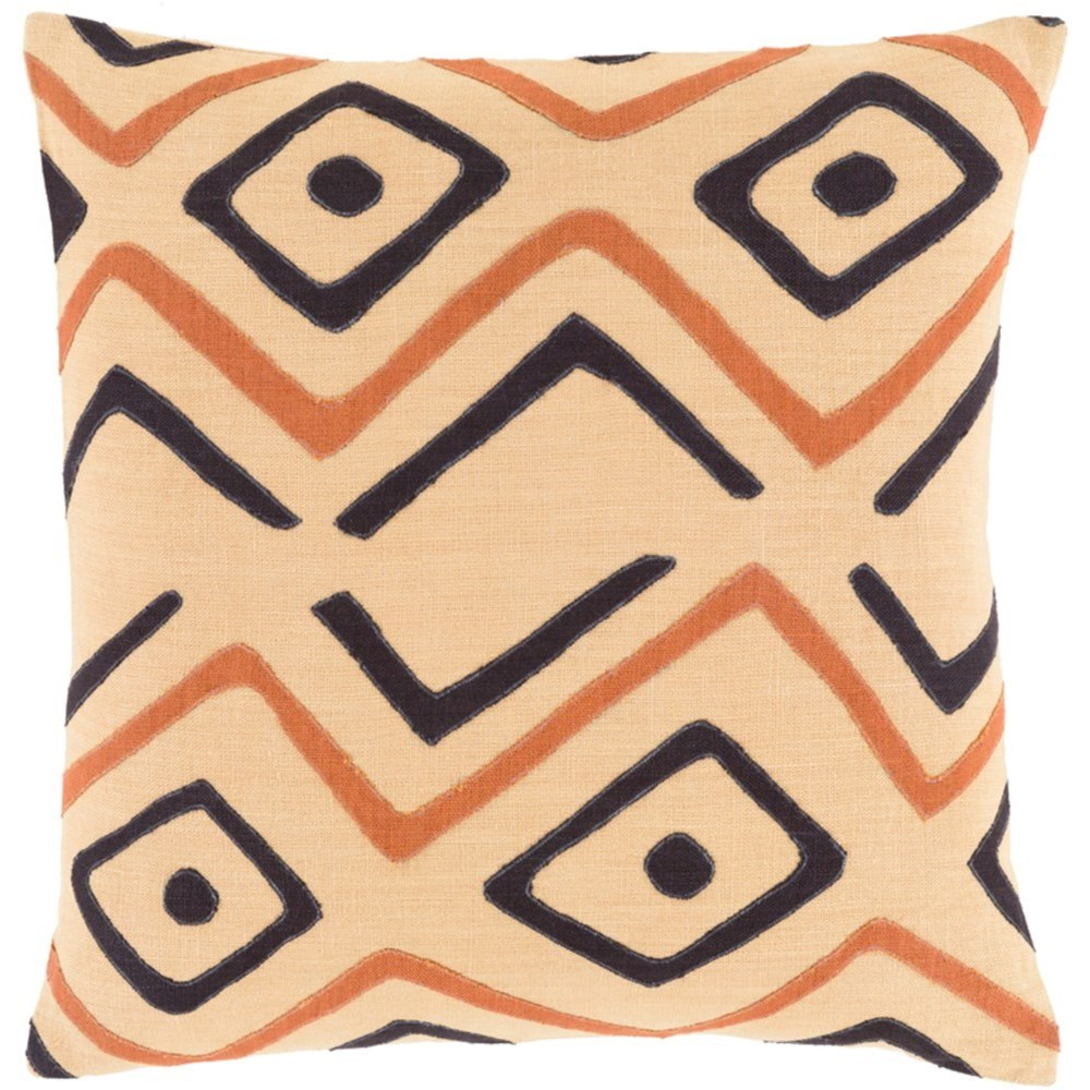 Nairobi Pillow by Surya at Corner Furniture