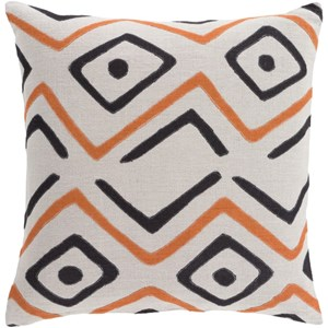 22 x 22 x 0.25 Pillow Cover