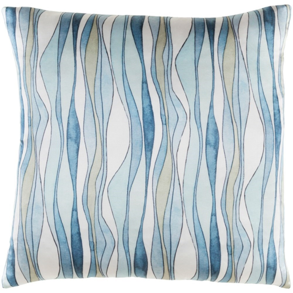 Natural Affinity Pillow by 9596 at Becker Furniture