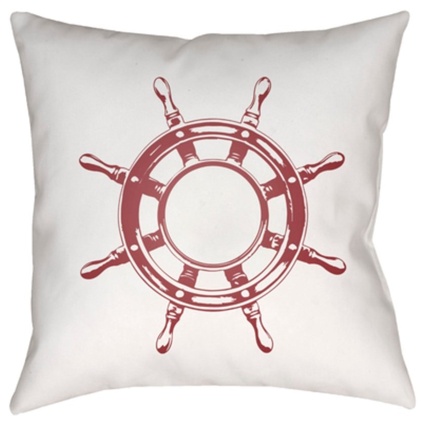 Nautical II Pillow by Ruby-Gordon Accents at Ruby Gordon Home