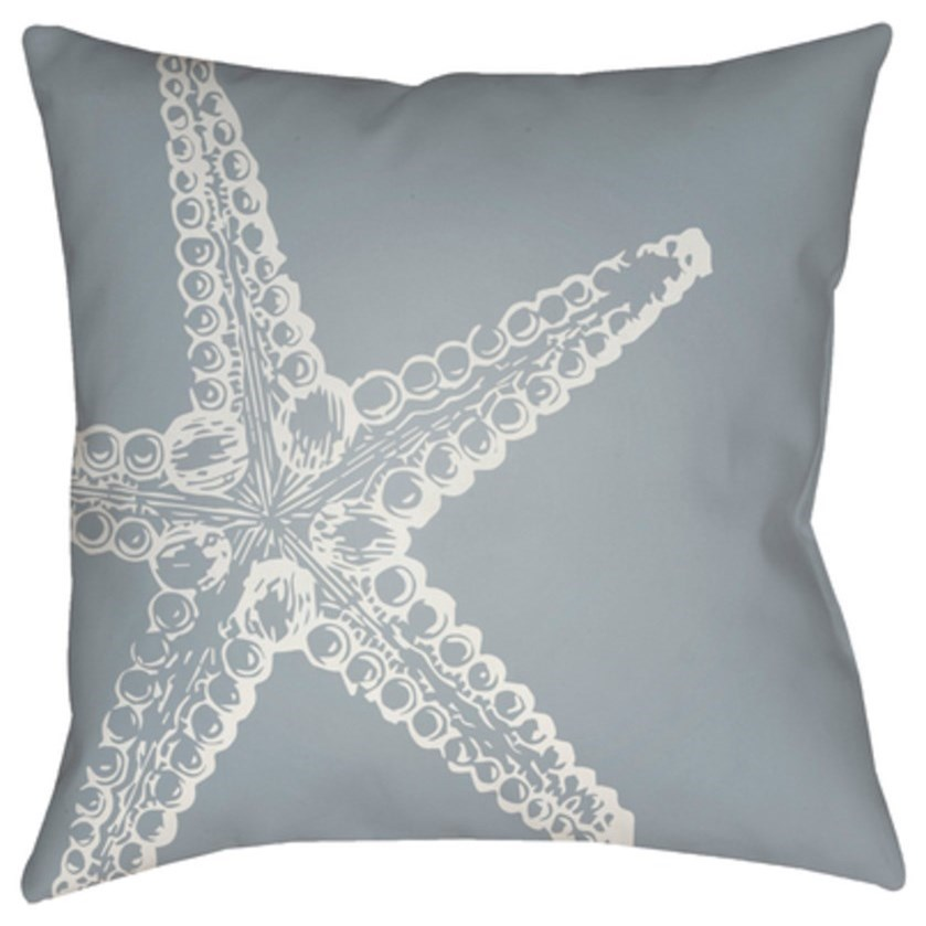 Nautical III Pillow by Surya at SuperStore