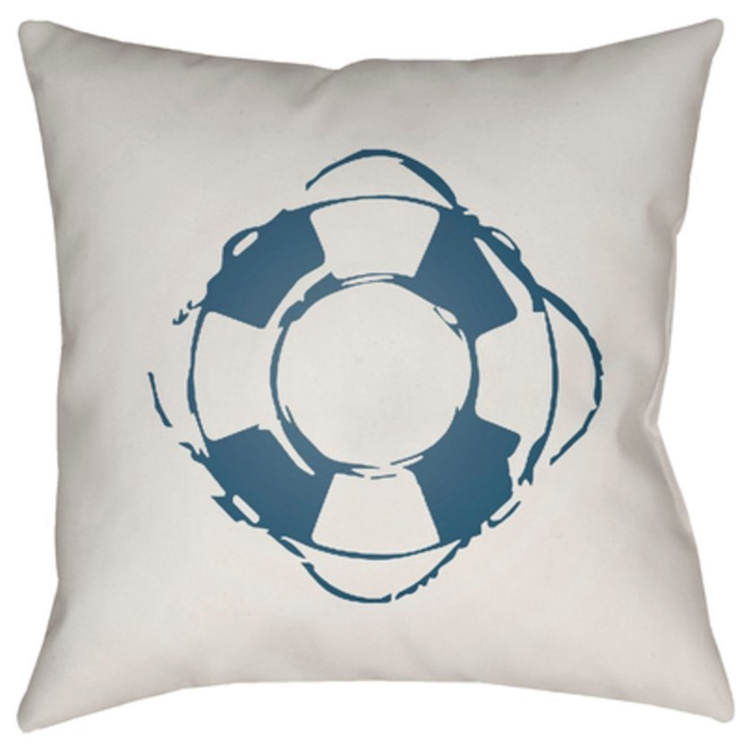 Nautical Pillow by Ruby-Gordon Accents at Ruby Gordon Home