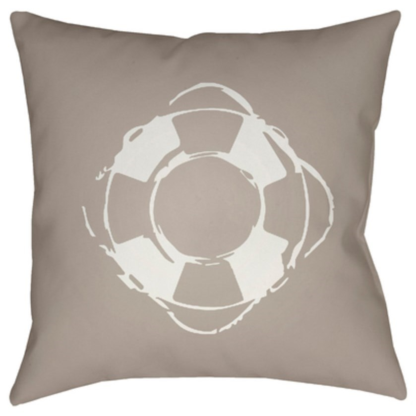 Nautical Pillow by Surya at Fashion Furniture