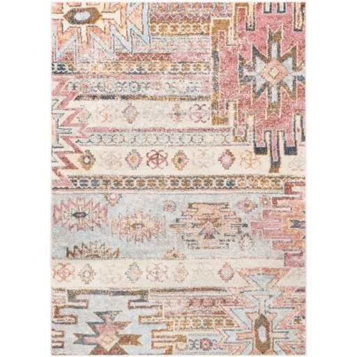 "New Mexico 6'7"" x 9' Rug by Surya at Suburban Furniture"
