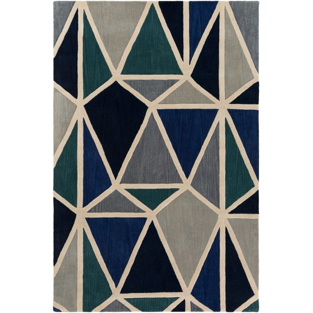 Oasis 2' x 3' Rug by Ruby-Gordon Accents at Ruby Gordon Home