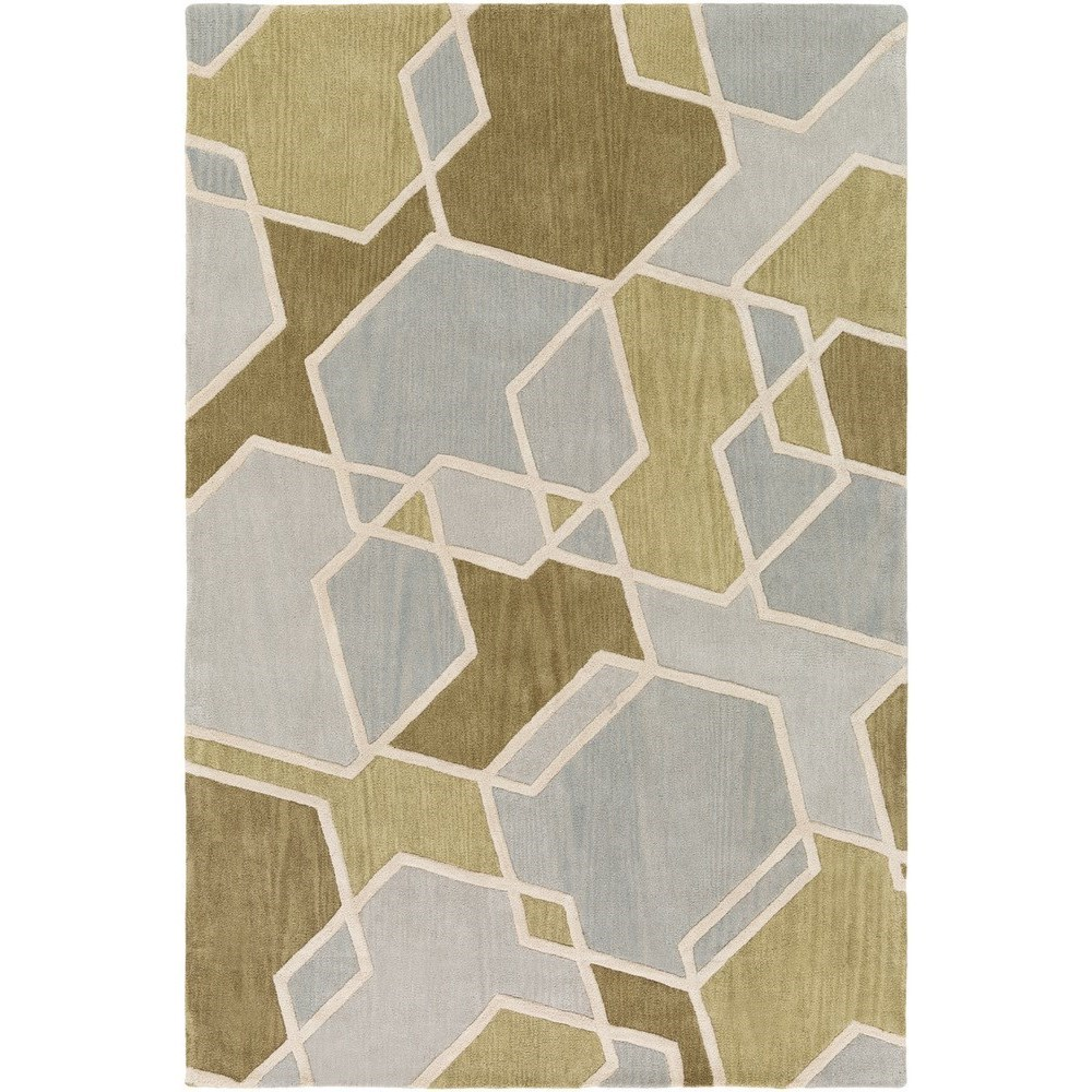 """Oasis 3'3"""" x 5'3"""" Rug by Ruby-Gordon Accents at Ruby Gordon Home"""