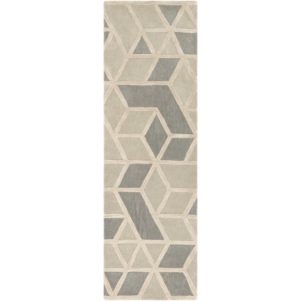 """Oasis 2'6"""" x 8' Runner Rug by Ruby-Gordon Accents at Ruby Gordon Home"""