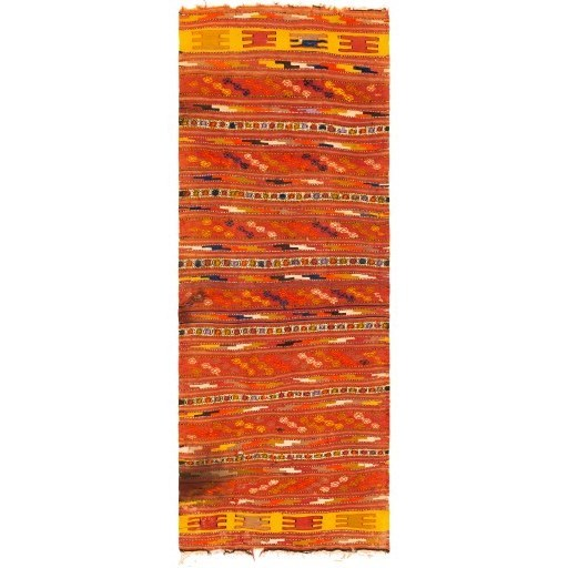 """One of a Kind 3'9"""" x 9'6"""" Rug by Ruby-Gordon Accents at Ruby Gordon Home"""