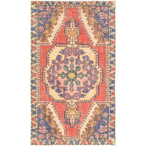 """One of a Kind 4' x 6'9"""" Rug by Ruby-Gordon Accents at Ruby Gordon Home"""