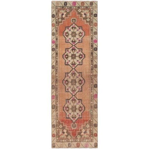 """One of a Kind 3' x 9'2"""" Rug by Ruby-Gordon Accents at Ruby Gordon Home"""