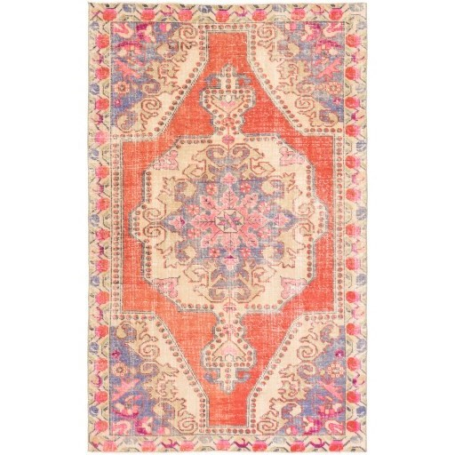 """One of a Kind 4'3"""" x 6'8"""" Rug by Ruby-Gordon Accents at Ruby Gordon Home"""