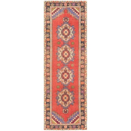 "One of a Kind 3'2"" x 9'8"" Rug by Ruby-Gordon Accents at Ruby Gordon Home"