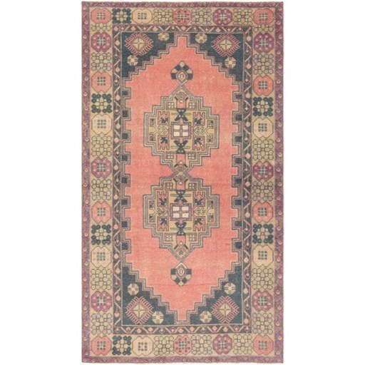 """One of a Kind 4' x 7'1"""" Rug by Ruby-Gordon Accents at Ruby Gordon Home"""