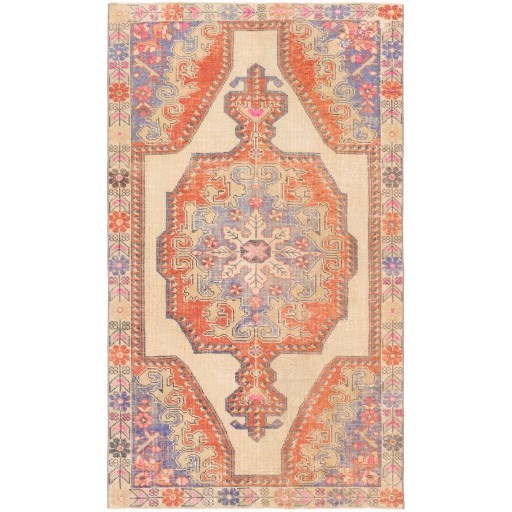 """One of a Kind 4'2"""" x 7'2"""" Rug by 9596 at Becker Furniture"""