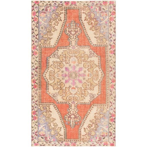 "One of a Kind 4'5"" x 7'8"" Rug by Ruby-Gordon Accents at Ruby Gordon Home"