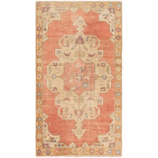 "One of a Kind 4'5"" x 7'9"" Rug by Surya at Belfort Furniture"