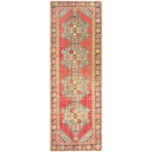 "One of a Kind 3'2"" x 9' Rug by Ruby-Gordon Accents at Ruby Gordon Home"
