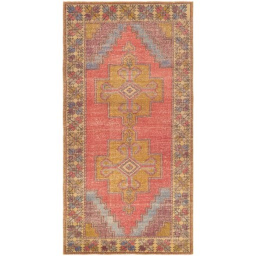 """One of a Kind 4'6"""" x 8'9"""" Rug by 9596 at Becker Furniture"""