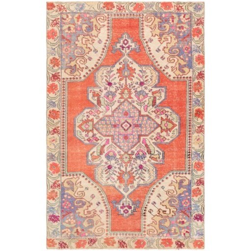 """One of a Kind 4'7"""" x 7'2"""" Rug by Ruby-Gordon Accents at Ruby Gordon Home"""