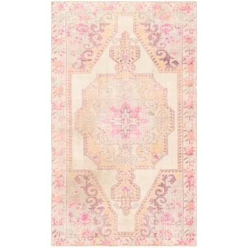 "One of a Kind 4'2"" x 7' Rug by Surya at Del Sol Furniture"