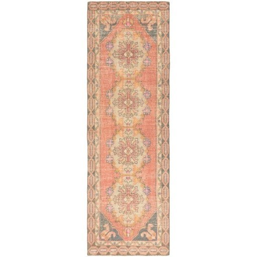 """One of a Kind 2'10"""" x 8'9"""" Rug by Ruby-Gordon Accents at Ruby Gordon Home"""