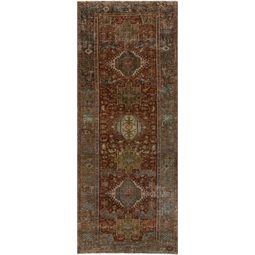 """One of a Kind 4'10"""" x 12'5"""" Rug by Ruby-Gordon Accents at Ruby Gordon Home"""