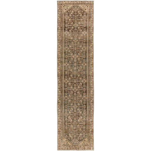 """One of a Kind 3'2"""" x 13' Rug by Ruby-Gordon Accents at Ruby Gordon Home"""