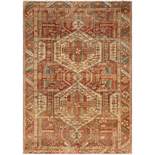 """One of a Kind 4'7"""" x 6'4"""" Rug by Ruby-Gordon Accents at Ruby Gordon Home"""