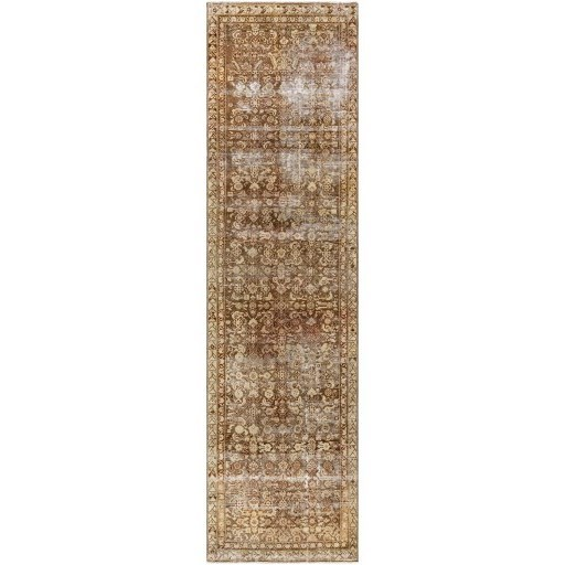 "One of a Kind 3'4"" x 12'4"" Rug by Surya at Goffena Furniture & Mattress Center"