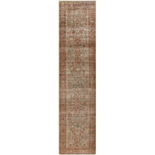 """One of a Kind 3'4"""" x 13'4"""" Rug by Ruby-Gordon Accents at Ruby Gordon Home"""