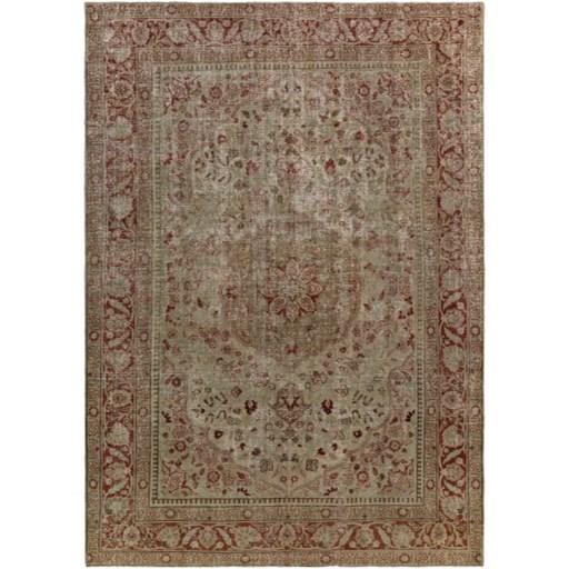 """One of a Kind 7'3"""" x 10' Rug by 9596 at Becker Furniture"""