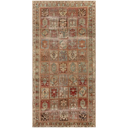 """One of a Kind 5'1"""" x 10' Rug by Ruby-Gordon Accents at Ruby Gordon Home"""