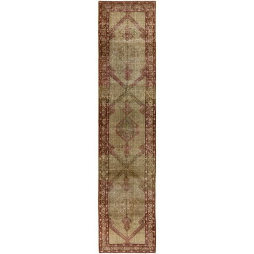 "One of a Kind 2'11"" x 12'7"" Rug by Surya at Reid's Furniture"