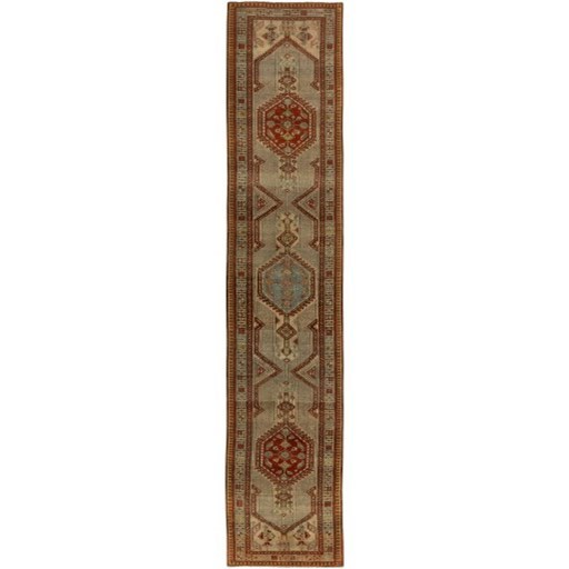 """One of a Kind 3' x 14'4"""" Rug by Ruby-Gordon Accents at Ruby Gordon Home"""