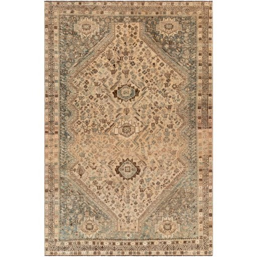 """One of a Kind 6'6"""" x 9'10"""" Rug by Ruby-Gordon Accents at Ruby Gordon Home"""