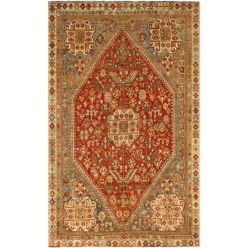 """One of a Kind 5'3"""" x 8'5"""" Rug by Ruby-Gordon Accents at Ruby Gordon Home"""