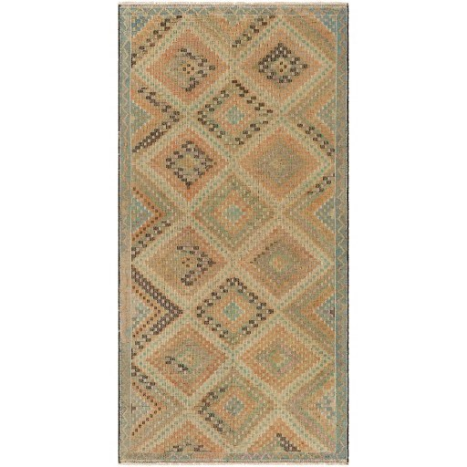 "One of a Kind 5'8"" x 10'2"" Rug by 9596 at Becker Furniture"
