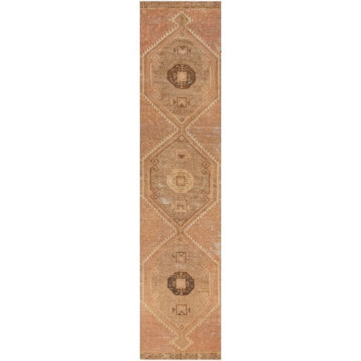 """One of a Kind 2'11"""" x 12'8"""" Rug by Ruby-Gordon Accents at Ruby Gordon Home"""