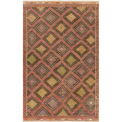 """One of a Kind 6'3"""" x 10' Rug by 9596 at Becker Furniture"""