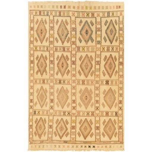 """One of a Kind 4'9"""" x 7'2"""" Rug by Ruby-Gordon Accents at Ruby Gordon Home"""