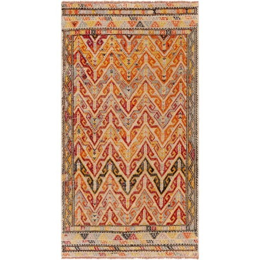 "One of a Kind 5'2"" x 9'3"" Rug by 9596 at Becker Furniture"