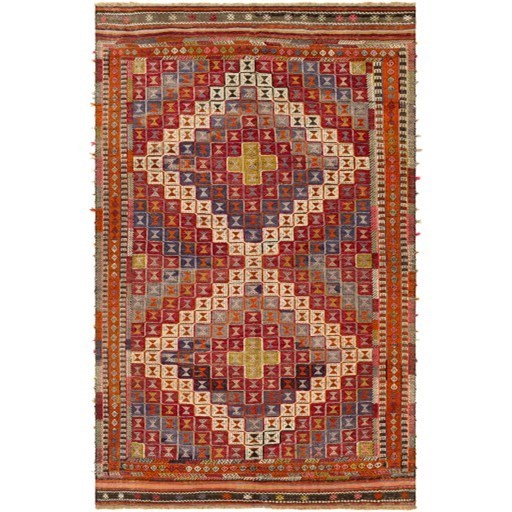 """One of a Kind 6'5"""" x 9'11"""" Rug by Ruby-Gordon Accents at Ruby Gordon Home"""