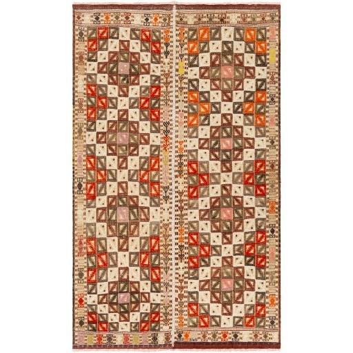 """One of a Kind 4'10"""" x 8' Rug by Ruby-Gordon Accents at Ruby Gordon Home"""