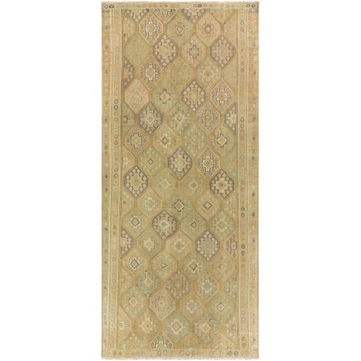"""One of a Kind 5'10"""" x 12'11"""" Rug by 9596 at Becker Furniture"""