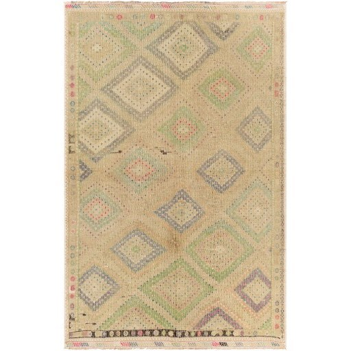 """One of a Kind 6'4"""" x 9'8"""" Rug by Ruby-Gordon Accents at Ruby Gordon Home"""