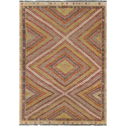 """One of a Kind 6'8"""" x 9'1"""" Rug by Ruby-Gordon Accents at Ruby Gordon Home"""
