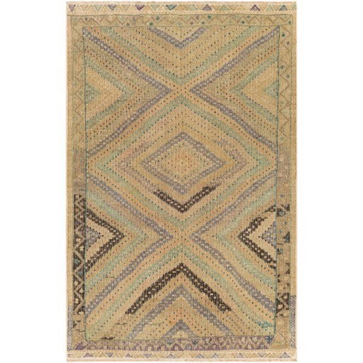 """One of a Kind 6'2"""" x 9'5"""" Rug by Ruby-Gordon Accents at Ruby Gordon Home"""